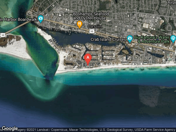 HOLIDAY SURF AND RACQUET CLUB , #413, 510 GULF SHORE DRIVE UNIT 413, DESTIN 32541