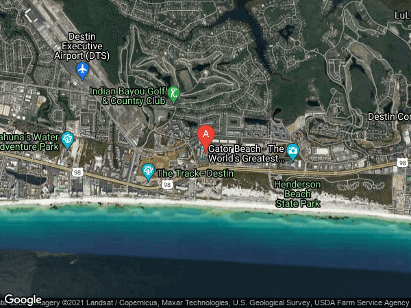 PALMS OF DESTIN EAST BLDG , #1111, 4203 INDIAN BAYOU TRAIL UNIT 1111, DESTIN 32541