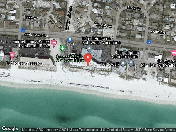 ISLAND PRINCESS , #109, 520 SANTA ROSA BOULEVARD UNIT 109, FORT WALTON BEACH 32548