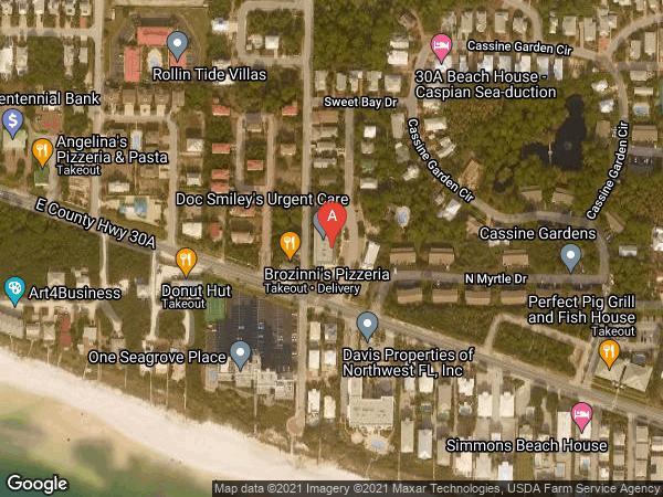 CASSINE STATION , #206, 43 CASSINE WAY UNIT 206, SANTA ROSA BEACH 32459