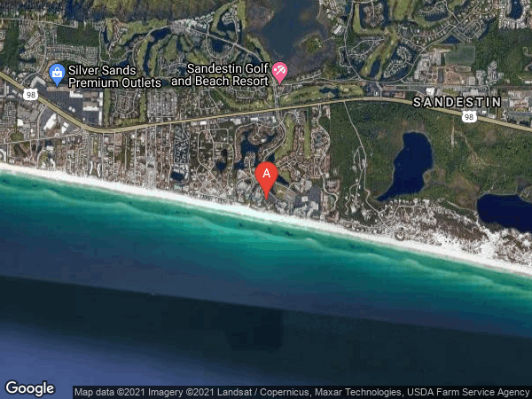 BEACHSIDE CONDO I , #4010, 4010 BEACHSIDE ONE DRIVE UNIT 4010, MIRAMAR BEACH 32550