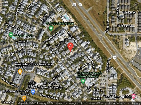 ROSEMARY BEACH PH 7A , 49 HAMILTON LANE, ROSEMARY BEACH 32461