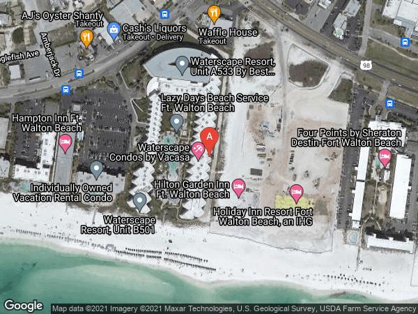 WATERSCAPE , #A115, 1110 SANTA ROSA BOULEVARD UNIT A115 H, FORT WALTON BEACH 32548