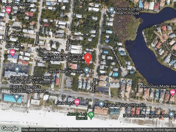 CRYSTAL BEACH , 62 SUNFISH STREET, DESTIN 32541