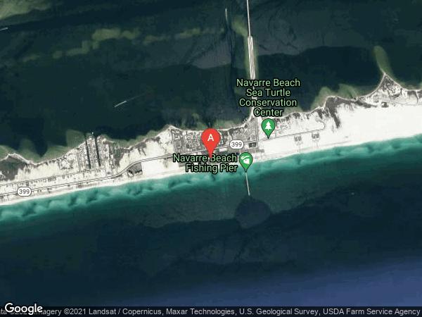 BEACH COLONY RESORT WEST , #W-06F, 8501 GULF BOULEVARD UNIT 6F, NAVARRE 32566