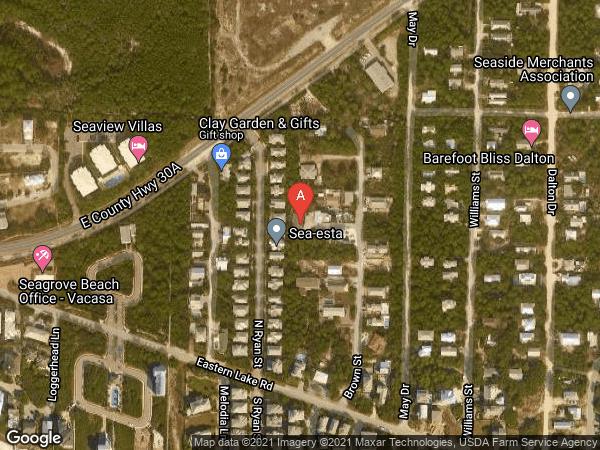 EASTERN LAKE AREA UNREC , 95 BROWN STREET, SANTA ROSA BEACH 32459