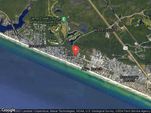 CAMP CREEK GOLF CLUB AREA UNRE , #307, TBD SOLAIRE WAY UNIT 307, INLET BEACH 32461