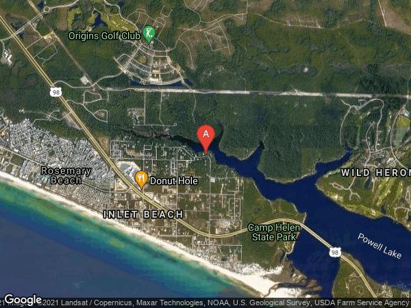 LAKE SHORE EST , 626 WALTON LAKESHORE DRIVE N, INLET BEACH 32461