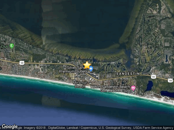 BAYSIDE GARDEN HOMES, MIRAMAR BEACH 32550