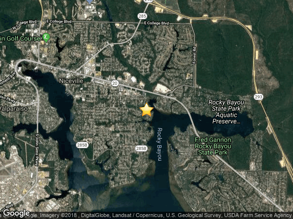 BAYWOOD ESTATES, NICEVILLE 32578