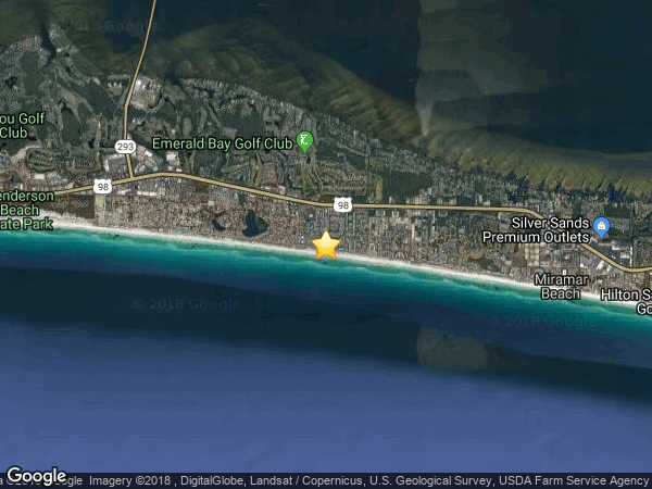 BEACH RESORT, MIRAMAR BEACH 32550
