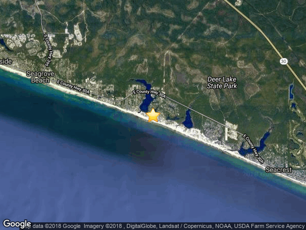 BEACHSIDE VILLAS, SANTA ROSA BEACH 32459