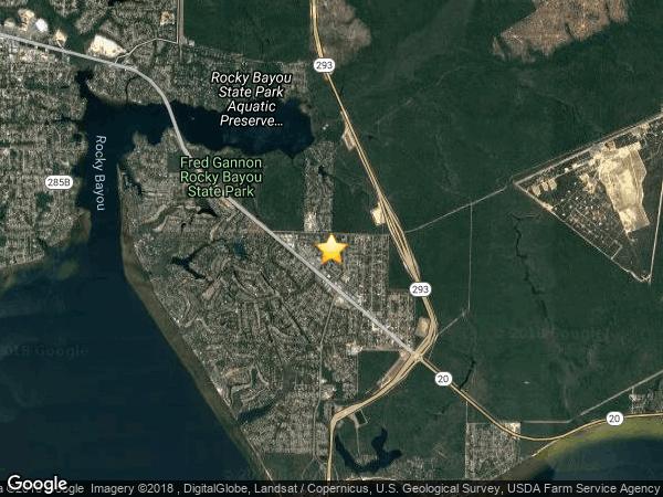 BLUEWATER BAY-PARKWOOD, NICEVILLE 32578