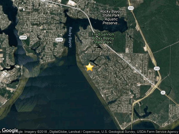 BLUEWATER BAY-WINWARD, NICEVILLE 32578