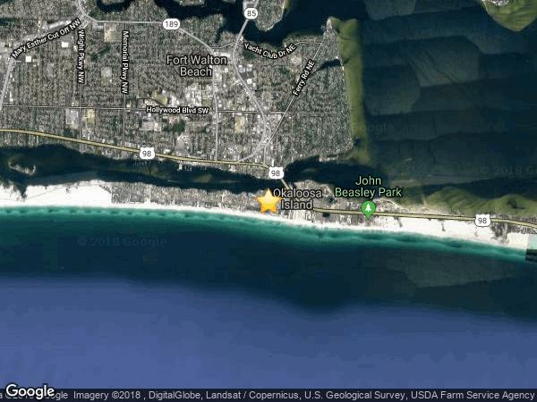 BREAKERS WEST, FT WALTON BEACH 32548