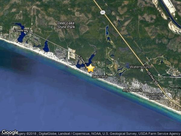 CAMP CREEK EAST HOMES, INLET BEACH 32461