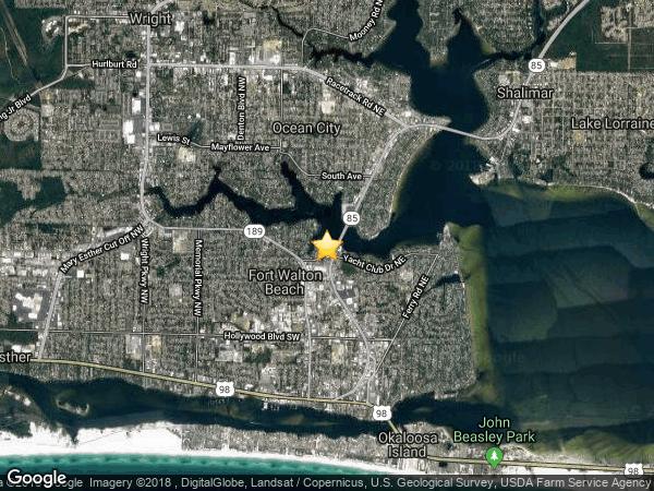 CAPTIVA COVE TOWNHOMES, FT WALTON BEACH 32548