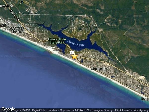CARILLON BEACH INN, PANAMA CITY BEACH 32413