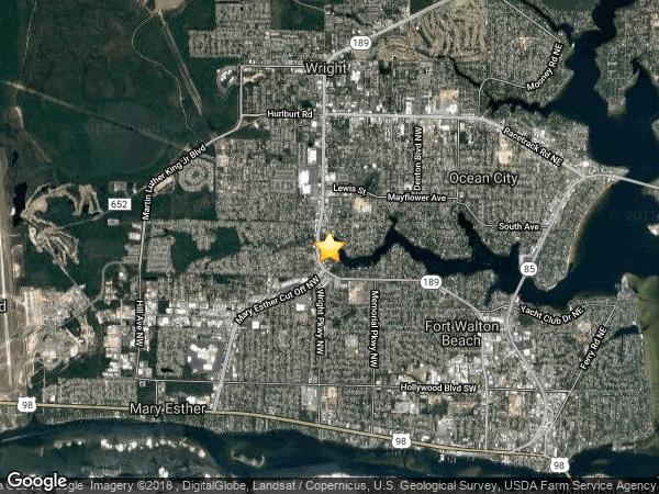 CINCO SHADOWS TOWNHOMES, FT WALTON BEACH 32547