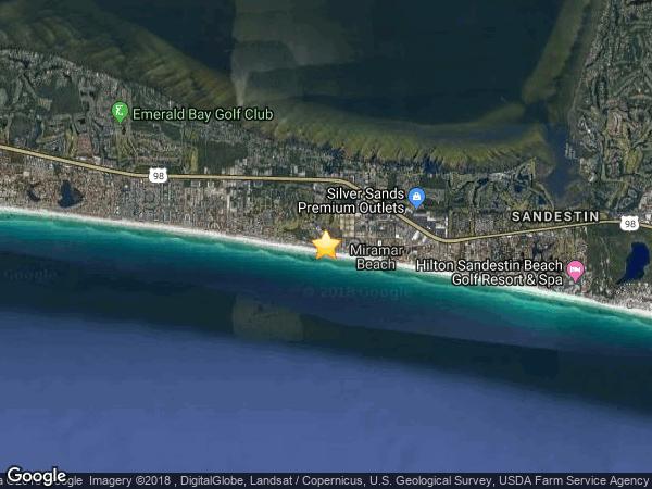 DESTIN SURFSIDE, MIRAMAR BEACH 32550