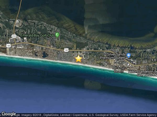 DRIFTWOOD RD AREA, MIRAMAR BEACH 32550