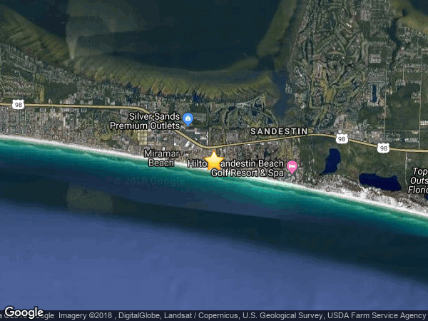 EMERALD DUNES  , MIRAMAR BEACH 32550