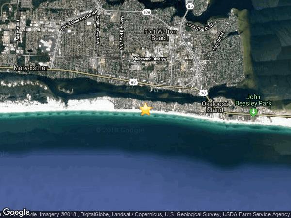 EMERALD ISLE, FT WALTON BEACH 32548