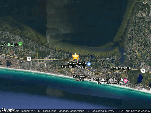 FLAMINGO BEACH, MIRAMAR BEACH 32550