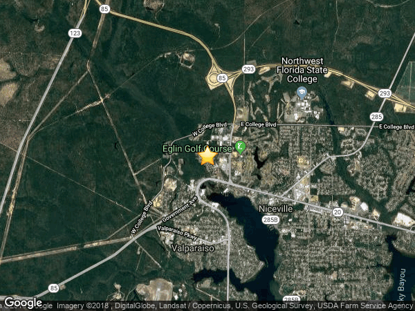 FLORIDA HEIGHTS, NICEVILLE 32578