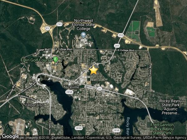 FOREST LAKE , NICEVILLE 32578