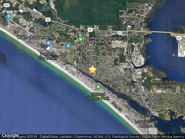 GRAND LAGOON SHORES, PANAMA CITY BEACH 32408