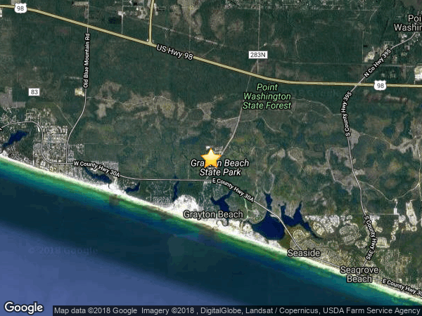 GRAYTON ROAD , SANTA ROSA BEACH 32459
