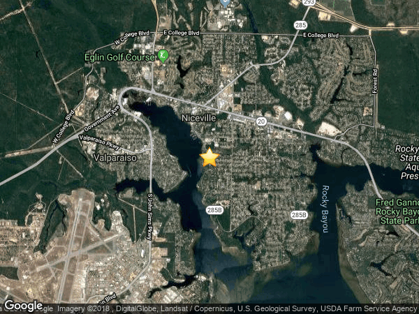 GREY MOSS POINT, NICEVILLE 32578