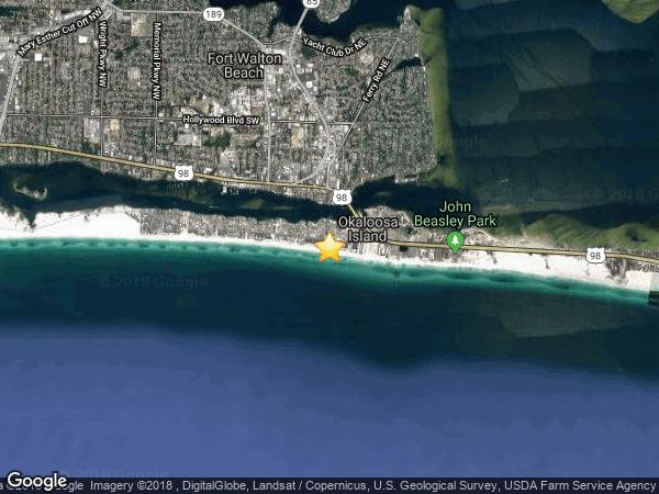 GULF DUNES CONDO, FT WALTON BEACH 32548