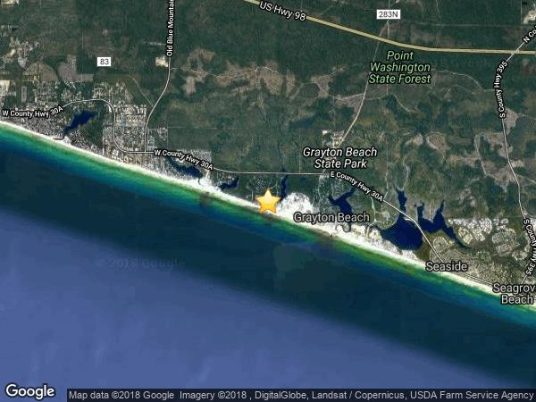 GULF TRACE , SANTA ROSA BEACH 32459