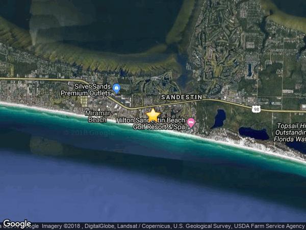 HIDDEN DUNES - BEACH COTTAGES, MIRAMAR BEACH 32550