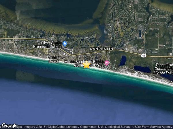 HIDDEN DUNES - GULFSIDE I, MIRAMAR BEACH 32550