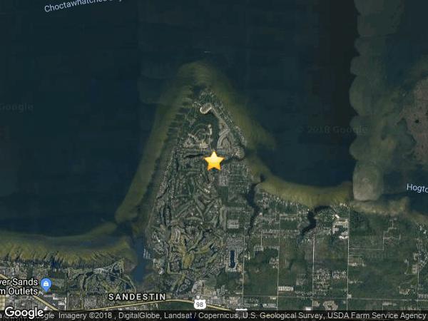 HIDDEN HARBOR , SANTA ROSA BEACH 32459