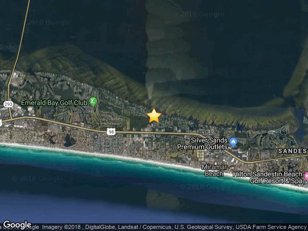 HOLIDAY SHORES ESTATES, MIRAMAR BEACH 32550