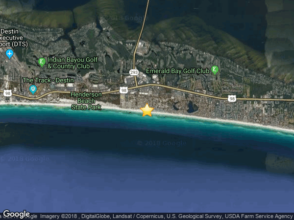 INN AT CRYSTAL BEACH, DESTIN 32541