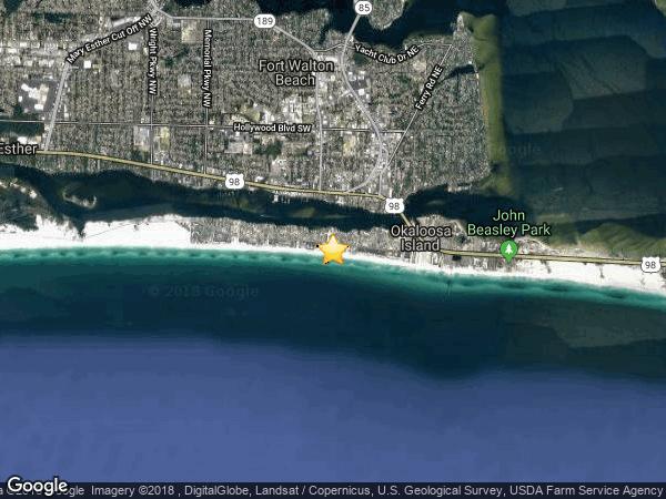 ISLAND PRINCESS, FT WALTON BEACH 32548