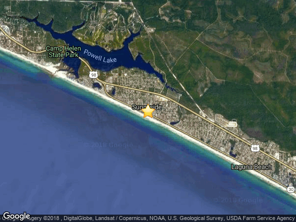 KISKA BEACH, PANAMA CITY BEACH 32413