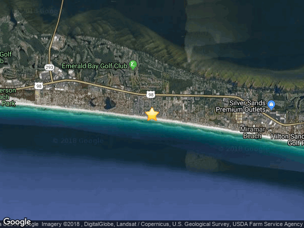 MARAVILLA SHORES , MIRAMAR BEACH 32550