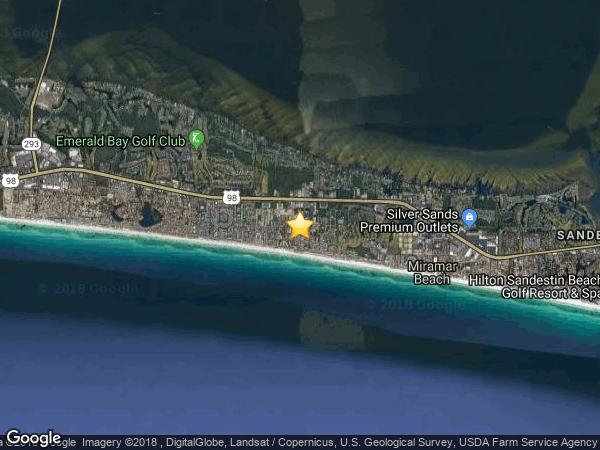MIRAMAR PALMS TOWNHOMES, MIRAMAR BEACH 32550