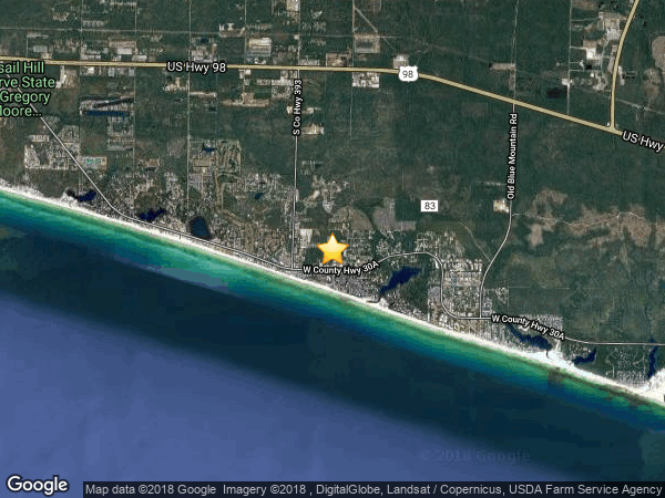 OLD FLORIDA VILLAGE, SANTA ROSA BEACH 32459