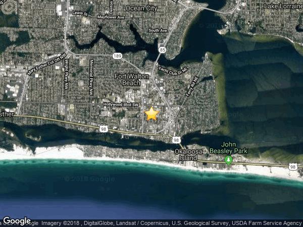 PARK PLACE IN FWB, FT WALTON BEACH 32548