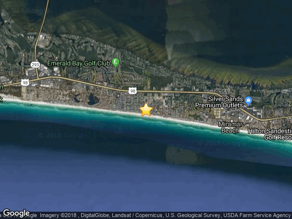 PAVILION PALMS, MIRAMAR BEACH 32550
