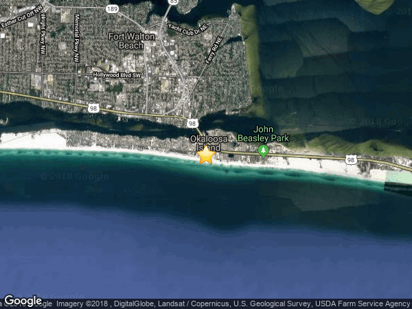 PEARL OF NAVARRE, NAVARRE BEACH 32566