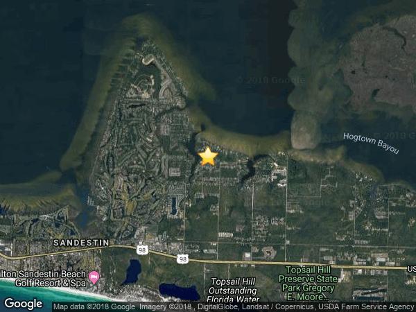 PELICAN BAY, SANTA ROSA BEACH 32459