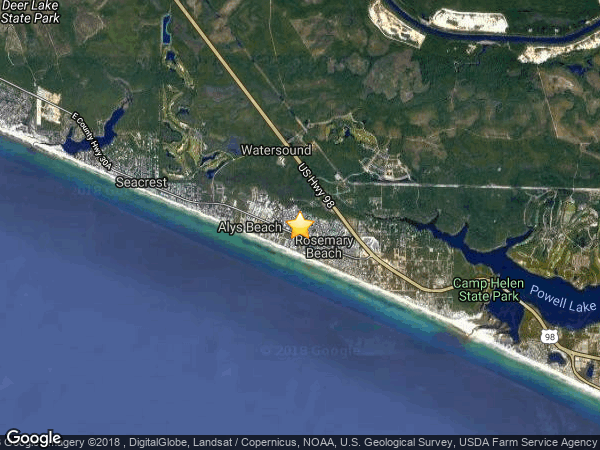 SABLE POINTE WEST, INLET BEACH 32461